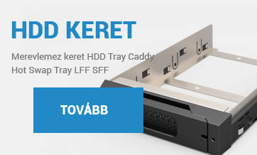 Merevlemez keret HDD Tray Caddy Hot Swap Tray LFF SFF