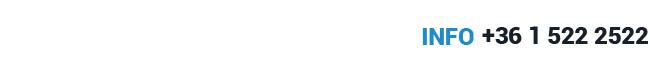 Info +36 1 522 2522