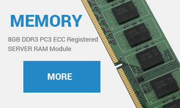 8GB DDR3 ECC Registered RAM Modules