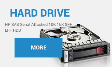 HP SAS Serial Attached 10K 15K SFF LFF HDD