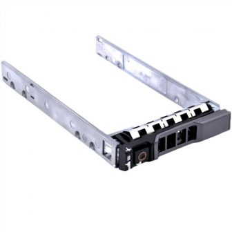 "Dell PowerEdge SFF 2.5"" SAS/SATA HDD Hot Swap Tray HDD Caddy HDD Keret G176JU KG7NR G281D"