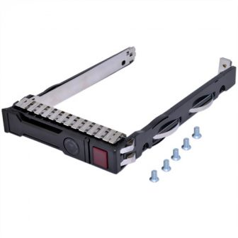 "HP Proliant Gen8 Gen9 Gen10 SFF 2.5"" SAS/SATA HDD Hot Swap Tray HDD Caddy HDD Keret HP 651687-001"