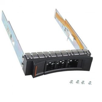 """IBM System xServer M4 Series LFF 3.5"""" SAS/SATA HDD Hot Swap Tray HDD Caddy HDD Keret 69Y5284"""