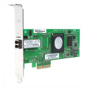 QLogic QLE2460 4Gbps PCI-e Single Port Fibre Channel HBA Host Bus Adapter Card HP 407620-001