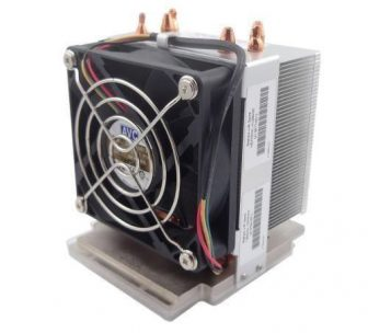 HP Proilant ML350 G5 Active Heatsink 411354-001 Hűtőborda