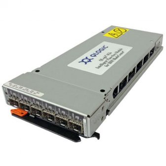 QLogic 4 GB Intelligent Pass-Thru Module and SAN Switch Module IBM BladeCenter FRU 46C7011 43W6726