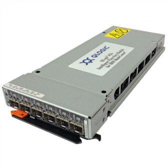 QLogic 4 GB Intelligent Pass-Thru Module and SAN Switch Module IBM BladeCenter FRU 46C7011 43W6726