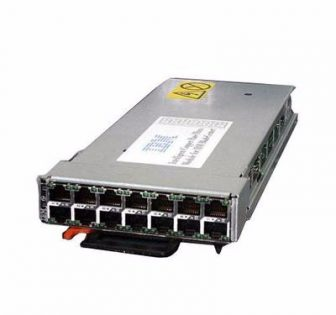IBM Intelligent Copper Pass-thru Module 14 Port Gigabit  IBM BladeCenter FRU 44W4486 44W85 90Y9382