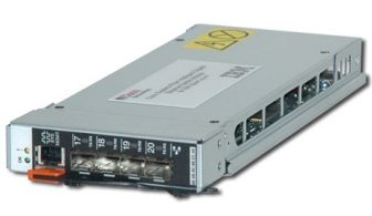 Cisco Systems Fiber Intelligent Gigabit Ethernet Switch Module 4Port IBM BladeCenter FRU 25R5391 26K654