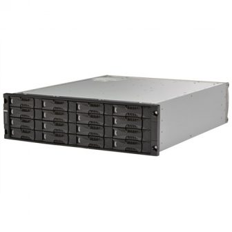 Dell EqualLogic PS3000X Storage Dual 16LFF HDD Bay (2x) ISCSI GbE Controller 75212-05 2x PSU