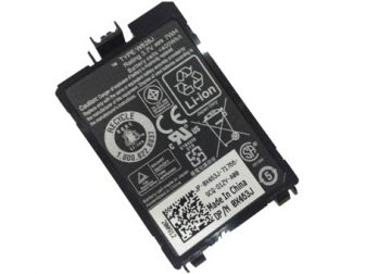 Dell Perc 6i H700 Battery Backed Write Cache BBWC 3.7V 7Wh Battery Dell PowerEdge Blade X463J 0X463J W828J KB6150