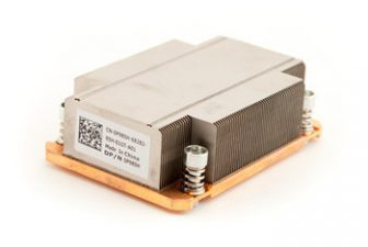 Dell PowerEdge M610 Heatsink Dell DP CN-0P985H Hűtőborda