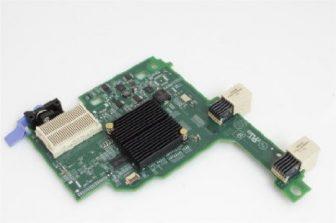 Emulex 2 Port 10 GbE Ethernet Blade Server Virtual Fabric Adapter Card CFFh IBM BladeCenter IBM FRU 49Y4239 49Y4234