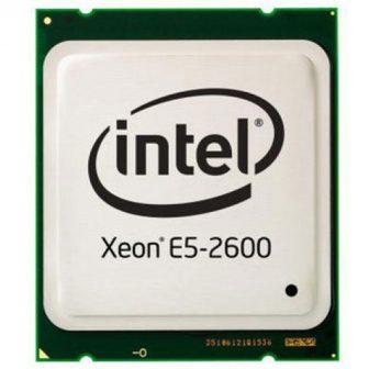 Intel Xeon Six Core E5-2640 2,5GHz 6Core HT 12Threads maxTurbo 3GHz FCLGA2011v1 15MB Cache 7,2GT/s 95W CPU SR0KR Processzor