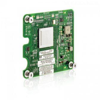 Qlogic QMH2562 8Gb Fibre Channel Dual Port Mezzanine Board HBA Host Bus  c-Class BladeSystem HP 451872-001 451871-B21