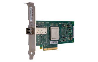 QLogic QLE2560 8Gbps PCI-e Single Port Fibre Channel HBA Host Bus Adapter Card HP AK344-63002 HP 489190-001 584776-001
