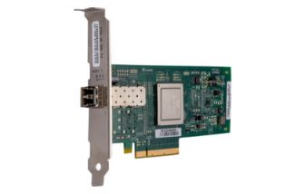 QLogic QLE2560 8Gbps PCI-e Single Port Fibre Channel HBA Host Bus Adapter High Profile Card HP AK344-63002 HP 489190-001 584776-001