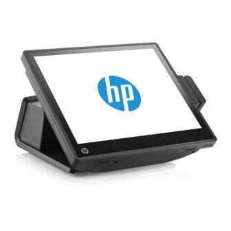 HP RP7 Retail System Model 7100 Intel 807UE 1GHz 4GB DDR3 RAM 128GB SSD Wlan 15' Touchscreen LCD POS Kasszarendszer