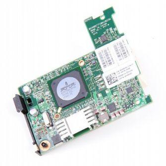 Broadcom 5709 Dual Port 1GbE Mezzanine Network Card Broadcom Assy. BCM957710A1023G Dell 0H093G H093G