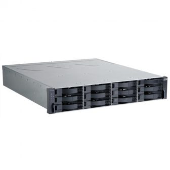 IBM SystemStorage EXP3000 Expansion Unit 1727-HC1 12x LFF Hdd Bay 2x ESM IBM FRU 39R6516 39R6558 Controller 2x500Watt PSU