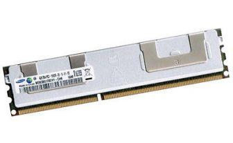 4GB DDR3 PC3 8500R 1066MHz 4Rx8 ECC RDIMM RAM M393B5173EH1-CF8Q1 HP 501535-001 500204-061