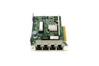 HP Ethernet 4-port 331FLR Adapter Quad Gigabit Port 1GbE PCI-e NIC Card HP 684208-B21 629133-002 629135-B22 HSTNS-BN71