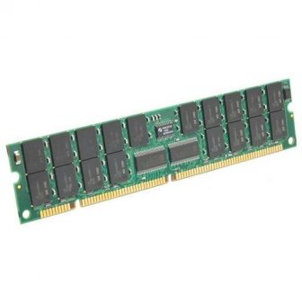 1GB DDR PC2 2100R 266MHz ECC RDIMM RAM CL2,5 1,8V Registered RDIMM IBM 09N4308
