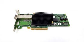 Emulex LightPulse LPe12000 8Gbps PCI-e Single Port Fibre Channel HBA Host Bus Adapter Card Low Profile Dell  CN6YJ 0CN6YJ