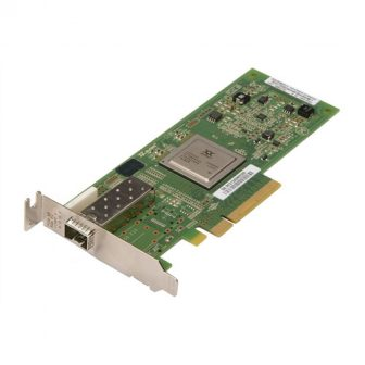 QLogic QLE2560L 8Gbps PCI-e Single Port Fibre Channel HBA Host Bus Adapter Card Dell 05VR2M Low Profile