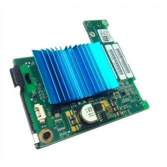 Emulex LPE1205 8GBps 2 Port Fibre Channel Network Daughter Card Dell R072D R072D M378D 0M378D Dell Mezzanine Card