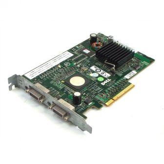 Dell Perc 5/E Adapter SAS HBA 3Gbps SAS PCI-e RAID Battery Backup Controller CN-0DM479 0M778G