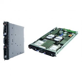 IBM Blade Server HS23 7875 2x Xeon FCLGA Socket 2x Heatsink 0GB RAM 0GB HDD BladeCenter HS23 CTO
