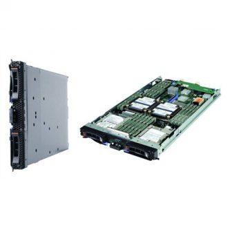IBM Blade Server HS23 7875 2x Xeon FCLGA Socket 2x Heatsink 0GB RAM 0GB HDD BladeCenter HS23 CTO