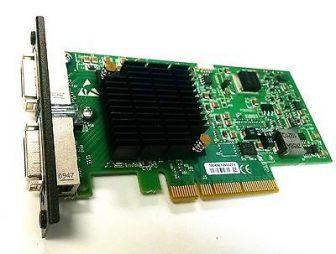 Mellanox ConnectX-2  Infiniband Dual 4X IB DDR Port 2x CX4 Connectors  MHGH29B-XTR HCA Card Low Profile