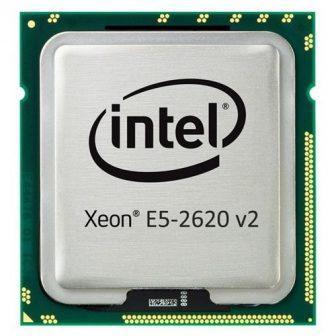 Intel Xeon Six Core E5-2620v2 2,1GHz 6Core HT 12Threads maxTurbo 2,6GHz FCLGA2011v2 15MB Cache 7,2GT/s 80W CPU SR1AN Processzor