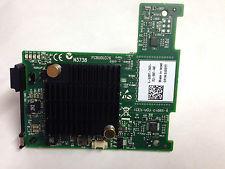 Mellanox ConnectX-3 Dual Port 40Gb/s and 56Gb/s  QSFP Infiniband Mezzanine Card Dell 0J05YT 0K6V3V CX380A