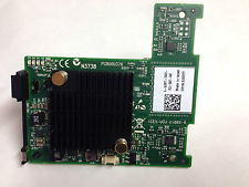 Mellanox ConnectX-3 Dual Port 40Gb/s and 56Gb/s  QSFP Infiniband Mezzanine Card Dell 0J05YT 0K6V3V CX380A