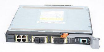 Dell PowerConnect Cisco Catalist 3032 16port Switch Module for Dell M1000e Blade WS-CBS3032-DEL CVR-X2-SFP Dell 0TW007 TW007