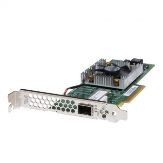 QLogic QLE2660 16Gbps PCI-e Single Port Fibre Channel HBA Host Bus Adapter Card Dell MY-00187V 0H28RN