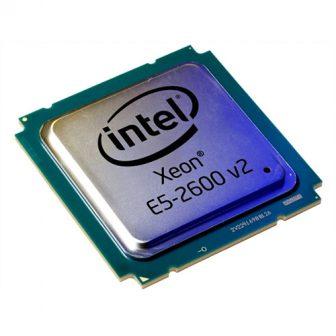 Intel Xeon Ten Core E5-2660v2 2,2GHz 10Core HT 20Threads maxTurbo 3GHz FCLGA2011v2 25MB Cache 8GT/s 95W CPU SR1AB Processzor