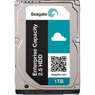 "Seagate Enterprise Capacity 2.5 ST1000NX0363 4K Nativ ST1000NX0363 1TB NL SAS 12Gbps 128MB DP 2,5"" SFF"