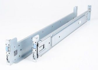 Dell Powerwault  MD Series 2U Static Rail Kit 07WJ8N  M5KVT W6CPP 0JRJ9P 0NY7TM 06CJRH 0FNKJY