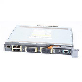 DELL PowerEdge M1000e Cisco Catalyst 3130 Switch Modul 0GX227 WS-CBS3130G  2x Cisco CVR-X2-SFP V02 TwinGig Converter Module 3x GLC-SX