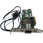 HP p1228 RAID SAS Controller Raid 1GB FBWC Battery Backup PCI-e HP 728099-001 PCA board HP 8e QW991-60103