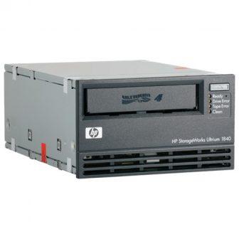 HP LTO Ultrium-4 1840 SAS Internal Full-Height Tape Drive EH860B 800GB/1600GB BRSLA-0602 Host interface SAS Capacity 1.6TB Compressed