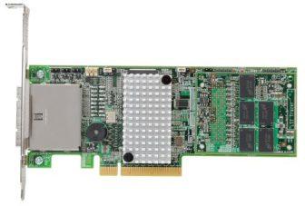 IBM ServeRaid M5120 SAS RAID Controller 6Gbps SAS 512MB PCI-e HBA Host Bus Adapter High Profile 2x SFF-8088 IBM 00AE811 81Y4485 46C9027