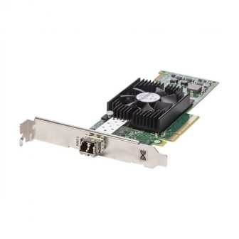 Emulex LightPulse LPe16000 16Gbps Single Port Fibre Channel HBA Host Bus Adapte Card PCI-e High Profile Dell 0W12YJ
