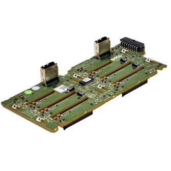Dell PowerEdge R710 8x 2.5-inch SFF HDD SAS Backplane CN-0MX827