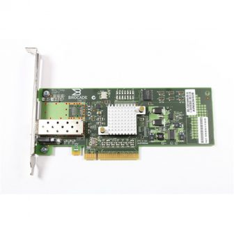 Brocade 815 8Gbps PCI-e Single Port Fibre Channel HBA Host Bus Adapter Card IBM 46M6061