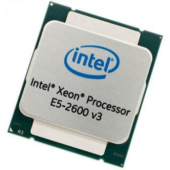 Intel Xeon Quad Core E5-2637v3 3,5GHz 4Core HT 8Threads maxTurbo 3,7GHz FCLGA2011 15MB Cache 9,6GT/s 135W CPU SR202 Processzor